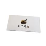 Vizitinės kortelės (Soft touch laminatas)